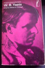 Picture of W B Yeats Book Cover