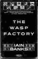 The Wasp Factory book cover