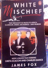 Picture of White Mischief Book Cover