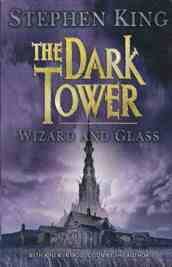 Picture of Wizard and Glass Book Cover
