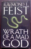 Picture of Wrath of a Mad God Book Cover